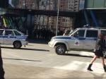 Украинские телефонные террористы мешают работеТЦ Петербурга
