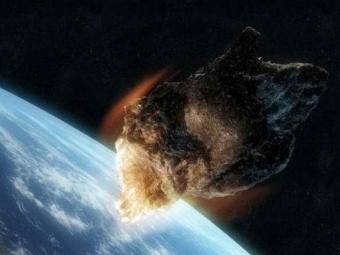 Огромный астероид способен уничтожить целую страну