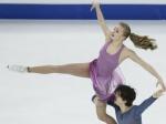 Степанова: вначале программы поцарапала коленку, нопадение сэтим несвязано