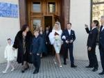 Думский брак: депутаты Максакова иВороненков поженились