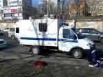 Владивосток: нападение нафургон сподследственными, двое полицейских убиты