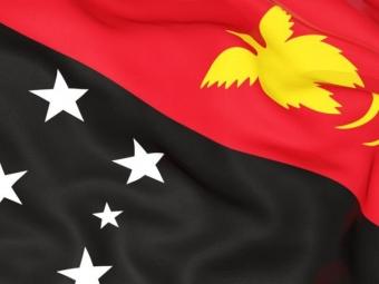 Уберегов Папуа-Новой Гвинеи произошло землетрясение