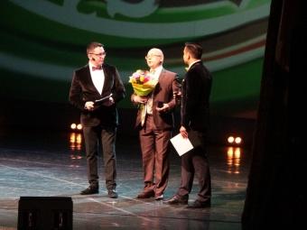 ВКазани вручили театральную премию «Тантана»