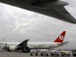 Самолет «Турецких авиалиний» прервал полет из-за сообщения обомбе