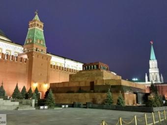 В «Час Земли» отключили свет вКремле