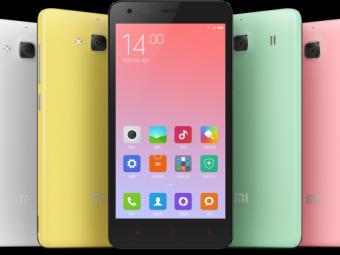 Xiaomi Redmi 2A начипсете Leadcore ирозовый MiNote— Анонс