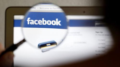 Facebook следит занезарегистрированными всоцсети пользователями— СМИ