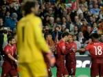 Сборная Португалии пофутболу втоварищеском матче уступила Кабо-Верде