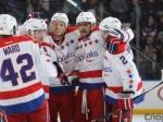 Дубль Овечкина помог «Вашингтону» обыграть «Нью-Йорк Рейнджерс» вматче НХЛ