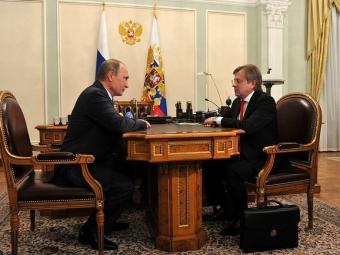 Глава «Аэрофлота» обещал Путину неподнимать цены набилеты вКрым