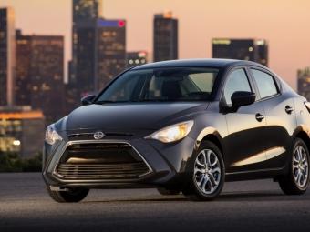 Новый седан Scion iAоказался перелицованной версией Mazda Demio