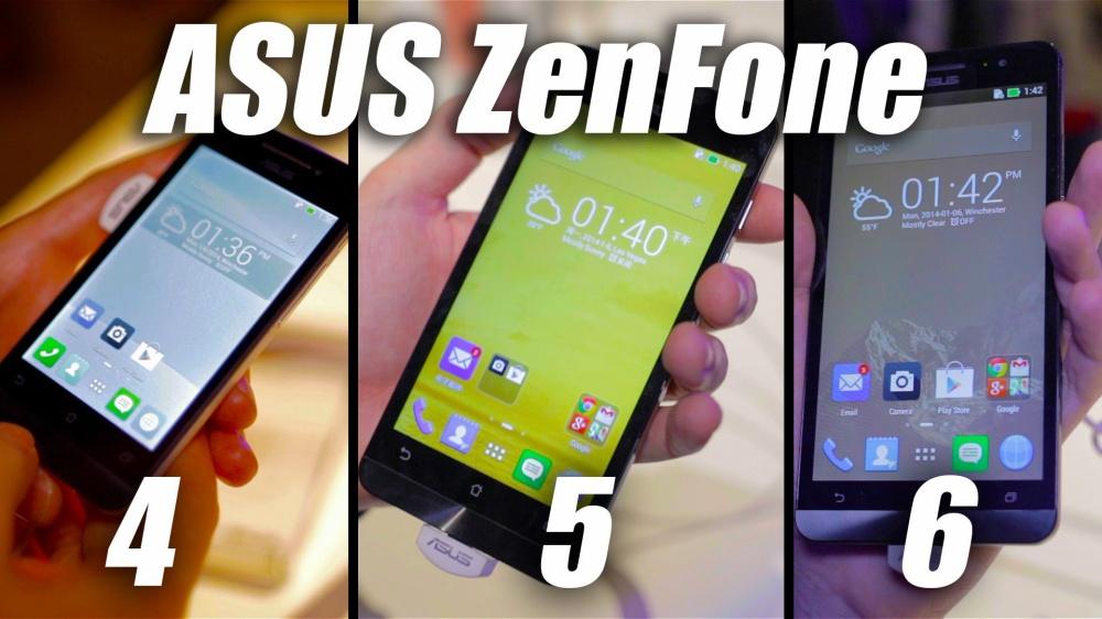 Смартфоны Asus Zenfone 3 получат сканер отпечатков пальцев