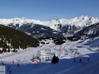 Три человека погибли при сходе лавины вофранцузских Альпах