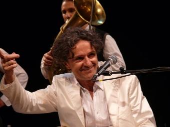 Концерт Бреговича вКиеве отменили из-за его выступления вКрыму
