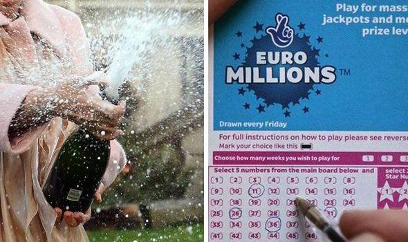 Британская супружеская пара второй раз сорвала банк влотерее EuroMillions