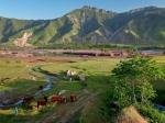 ВТаджикистане вследствие оползня погибли неменее 10 человек