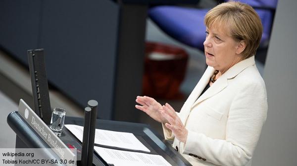Перемирие вДонбассе соблюдается неполностью— Меркель
