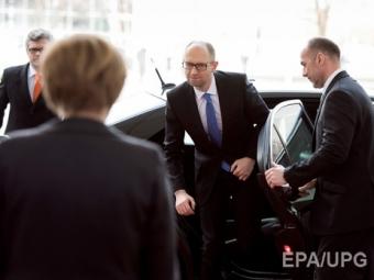 Яценюк: Осенью Украина проведет инвестиционную конференцию иделовой форум вСША