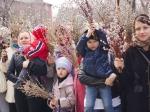 Вербное воскресенье готовятся отметить жители Челябинской области