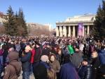Участники митинга 5апреля вНовосибирске потребуют отставки Мединского иКехмана