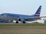 ВСША самолет при взлете съехал сполосы изастрял вгрязи