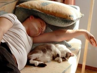 Исследование ученых: дневной сон опасен для жизни