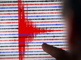 ВАрмении произошло землетрясение