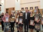Андрей Дунаев вручил юным фотографам призы за победу в конкурсе