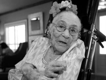 ВСША скончалась самая пожилая жительница планеты