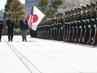 Япония «глубоко сожалеет» поповоду Второй мировой войны