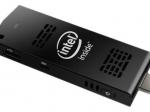 Intel открыла предзаказ наHDMI-компьютер Compute Stick за110 долларов