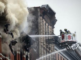 Дома наМанхэттене взорвались из-за попыток украинцев воровать газ