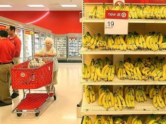 Вофранцузский гипермаркет привезли партию кокаина вместо бананов