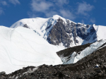 Ледник Машей стал увеличиваться вразмерах