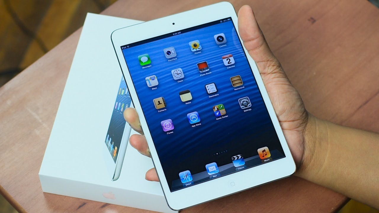 Появились фотографии корпуса еще невыпущенного iPad mini 4— Утечка