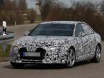 Новое поколение Audi A4 получит гибридные версии