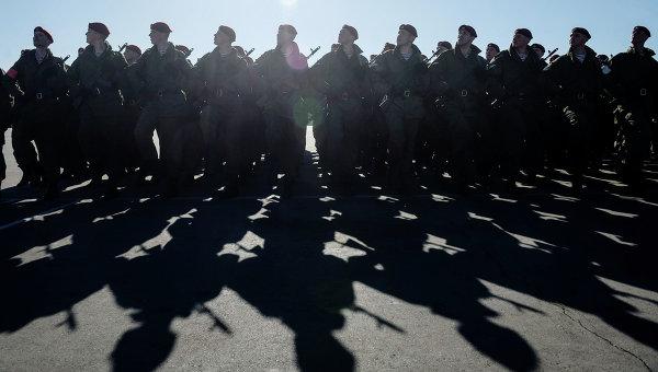 Около 40 тысяч бойцов внутренних войск МВД привлечено к армейским учениям — Главком