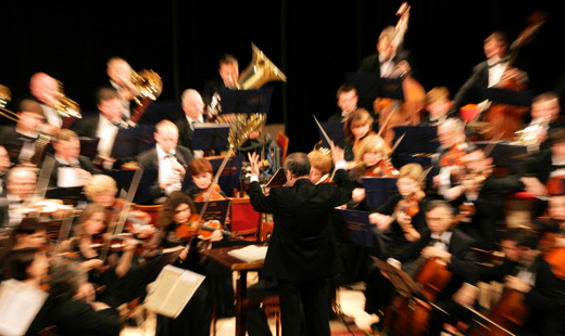 Российский оркестр небыл допущен налондонский рейс