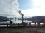 СКР: возбуждено уголовное дело пофакту пожара наАПЛ «Орел»