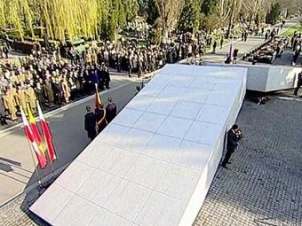 ВСмоленске почтили память жертв авиакатастрофы