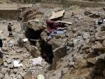 Встолице Йемена сначала бомбардировок погибли более 40 человек