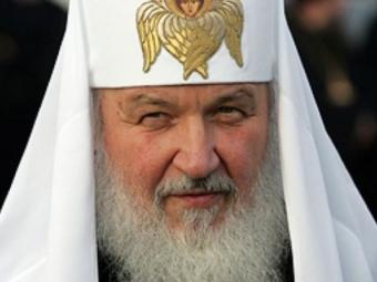 Экипаж МКС сПасхой вдень космонавтики поздравил патриарх Кирилл