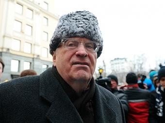 Жириновский подал всуд наиздательство закнигу испанского журналиста