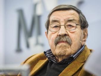 Умер обладатель Нобеля Гюнтер Грасс