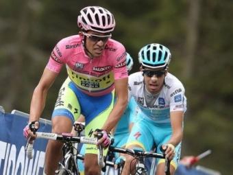 Победитель Джиро д'Италия: Контадор