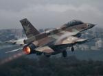 Израиль нанес ответный удар посектору Газа