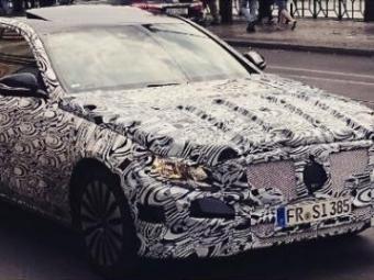 Mercedes представит новый образец E-Class вовтором зимнем месяце следующего года