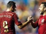 Испания одолела Коста-Рику втоварищеском поединке