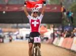 Первое вистории золото Европейских игр завоевала швейцарская спортсменка