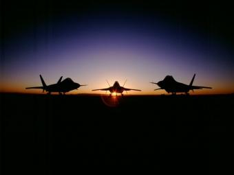 США планируют разместить вевропейских странах истребители F— WSJ